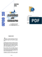 Manual Cpoc 2011