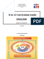 English Curriculum Guides for Grades 1 to 10 as of February 6 2014