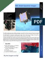 DMC Multi Spectral Imager Datasheet NEW FORMAT
