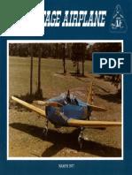 Vintage Airplane - Mar 1977