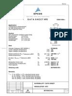 Thermistor Datasheet