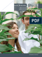 Natural Sciences Brochure6ppA4