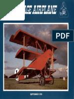 Vintage Airplane - Sep 1978