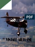 Vintage Airplane - Nov 1979