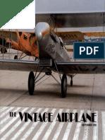 Vintage Airplane - Sep 1979