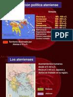 Evolución Política Ateniense