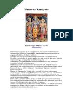 Anónimo - Sintesis Del Ramayana
