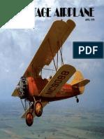 Vintage Airplane - Apr 1979