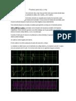 Mediciones Ckp y Cmp