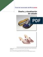 Diseño y Visualización de Calzado