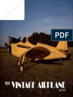 Vintage Airplane - Jul 1980