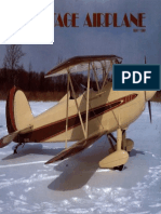 Vintage Airplane - May 1980