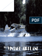 Vintage Airplane - Dec 1981