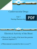 Cv Drugs Nursing2007