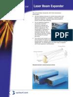 Laser Beam Expander 8251
