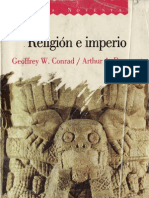 Religion e Imperio / Aztecas(Conrad & Demarest)