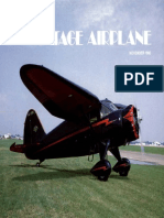 Vintage Airplane - Nov 1982