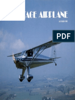 Vintage Airplane - Oct 1982