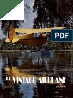 Vintage Airplane - Sep 1982