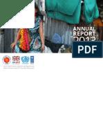 Annual report of PKSF