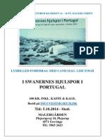 I SWANERNES HJULSPOR I PORTUGAL ved Lise Fogh
