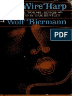 Biermann, Wolf - The Wire Harp- Ballads, Poems, Songs