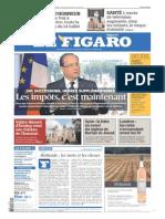 Le+Figaro+du+lundi+16+juillet+2012