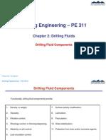 DrillingFluidComponents