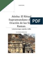 Atisha El Ritual Supramundano de La Oración de Las Siete Ramas.