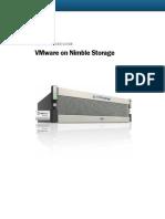 Nimble Best Practices for VMware
