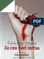 Charlaine Harris - 4 Za Ceo Svet Mrtva