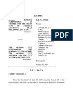 Tax Case- Allied Banking v Qc