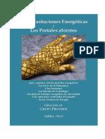 Libro Los Parasitosis Energeticas y Los Portales Abiertos