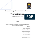 Practica Termodinamica