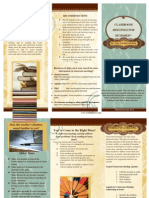 EdPsych Brochure