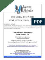 chem unit 4 exam 2010