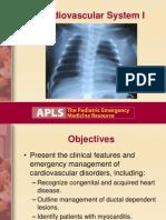 01 Cardiovascular I