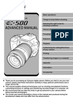 e500 Advanced Manual