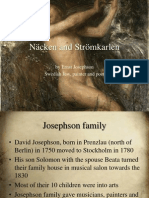 Ernst Josepshon and his Watersprite