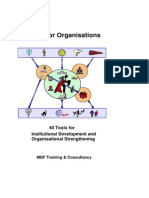 Tango for Organizations