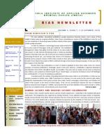 BIAS Bhimtal Newsletter