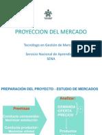 Proyeccion Del Mercado - Regresion Lineal