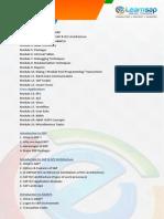 ABAP Course Content