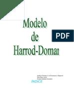 Modelo Harrod-Domar (1)