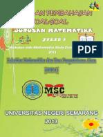 Pembahasan Soal Uas Msc Semester Ganjil Th 2012