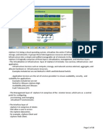 VMware VSphere Architecture [V5.0]