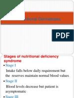 Derm-nutritional Disorders 2