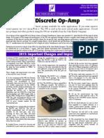 Descrete Op Amp Papadopou