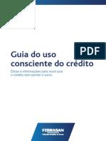 Cartilha Uso Consciente de Crédito