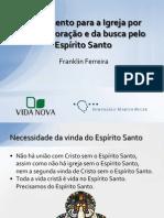 Franklin Ferreira - A Oracao e a Necessidade de Avivamento